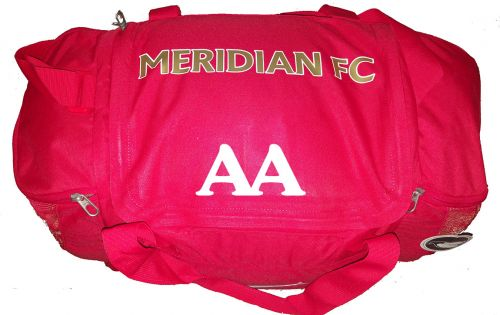 Nike Meridian Team Duffel Bag